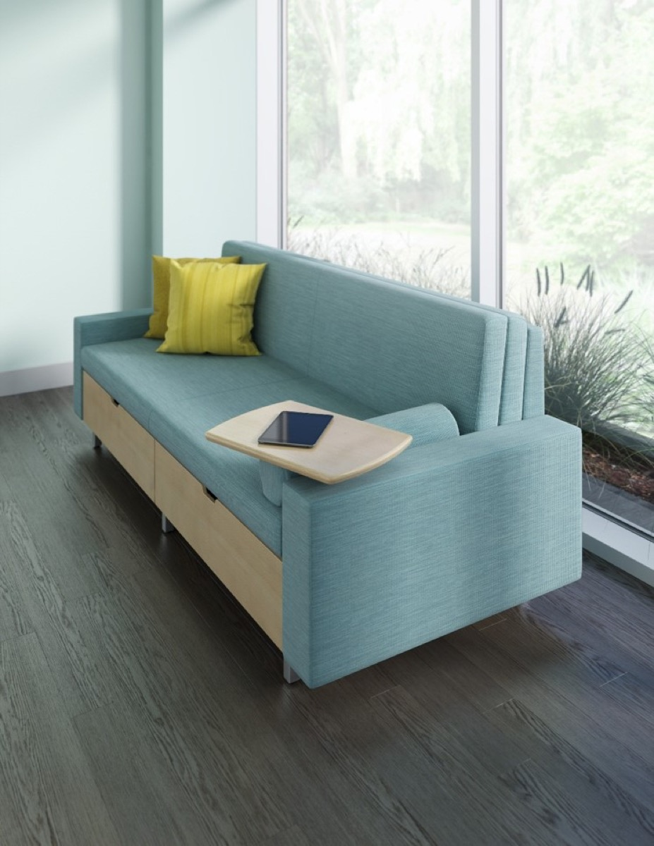 Browse modern healthcare furniture options ostermancron for Furniture options