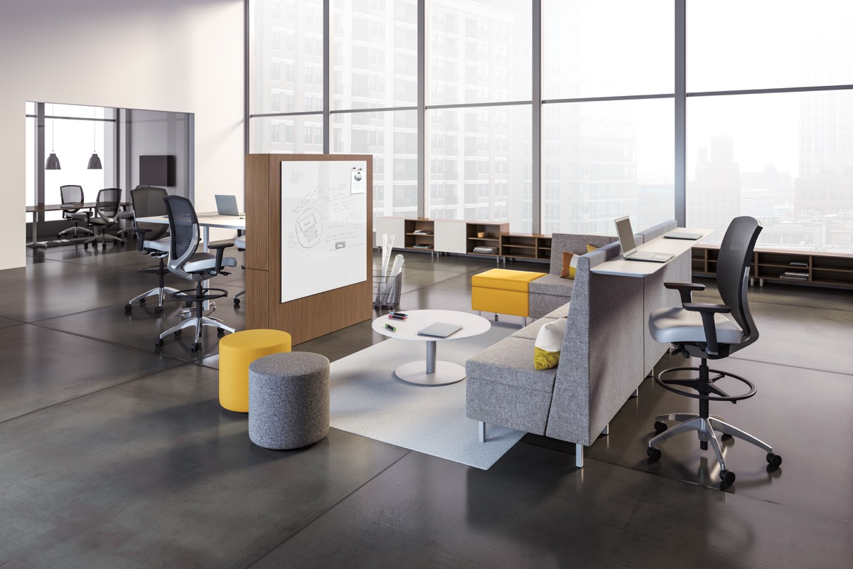 Kimball Office OstermanCron - Kimball office furniture