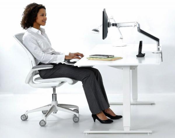 cincinatti office furniture company, office desks