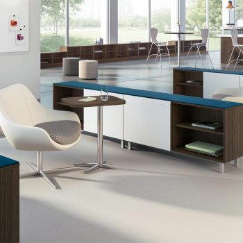 Corporate furniture designs by Kimball