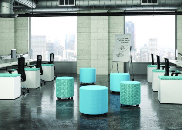 Office workspace designs for the winter months